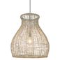 Preview: By Rydens Hängeleuchte Seagrass grau E27 400-600 Lumen 4200010-5507