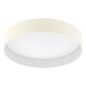 Mobile Preview: Eglo 93394 Palomaro LED Deckenleuchte 24W Kunststoff weiss creme