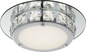 Mobile Preview: Globo 49356 Margo LED Deckenleuchte 12W neutralweiss