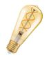 Preview: OSRAM Vintage 1906 E27 Edison Filament LED Lampe 5W 250Lm 2000K warmweiss wie 25W