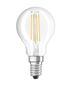 Preview: OSRAM SUPERSTAR E14 P Filament LED Lampe 5W dimmbar 470Lm 4000K neutralweiss wie 40W
