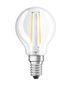 Preview: OSRAM STAR E14 P Filament LED Lampe 2,5W 250Lm 4000K neutralweiss wie 25W