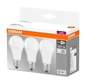Preview: Osram 3er-Pack E27 LED Birne Base 14,0W 1521Lm Neutralweiss