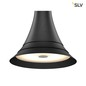Preview: SLV 1000436 BATO 35 PD LED Indoor Pendelleuchte schwarz LED 2700K