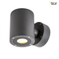 Preview: SLV 1002018 SITRA Up Down WL LED Outdoor Wandaufbauleuchte anthrazit IP44 3000K 9W