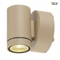 Mobile Preview: SLV 233223 HELIA Wandleuchte beige 8W LED 3000K