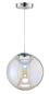 Preview: WOFI Grace 6164.01.01.8400 LED Pendelleuchte Chrom 14W dimmbar 3000K warmweiss