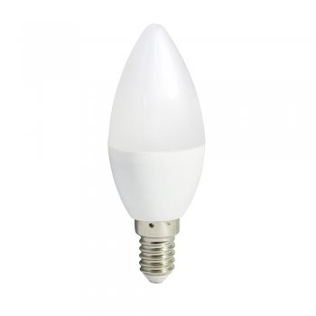 Bioledex TEMA LED Kerze E14 4W 325Lm Warmweiss