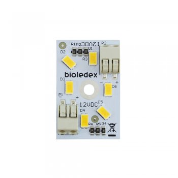 Bioledex LED Modul 40x25mm 12VDC 3W 270Lm 3000K
