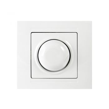 Gunsan Moderna Dimmer Switch 1000W Unterputz Weiss