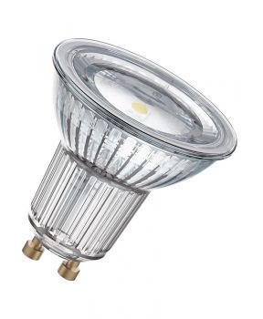 Osram GU10 LED Spot Star PAR16 4.3W 350Lm 120° warmweiss Glas