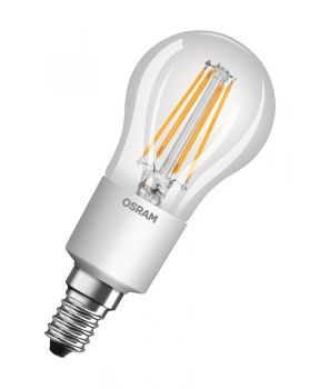 Osram E14 LED Tropfen Retrofit Filament 4.5W 470Lm dimmbar warmweiss