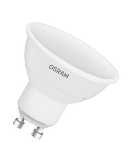 OSRAM LED STAR+ GU10 PAR16 LED Strahler 4,5W 250Lm 120° Warmweis + RGB + Fernbedienung