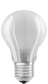 Osram 3er-Pack E27 LED Birne Base 7,0W 806Lm Glas Warmweiss