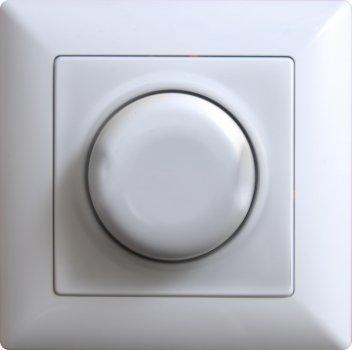 Gunsan Visage Dimmer Switch 1000W Unterputz Weiss
