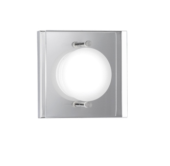 Wofi Envy LED Wandleuchte 5,5W chrom