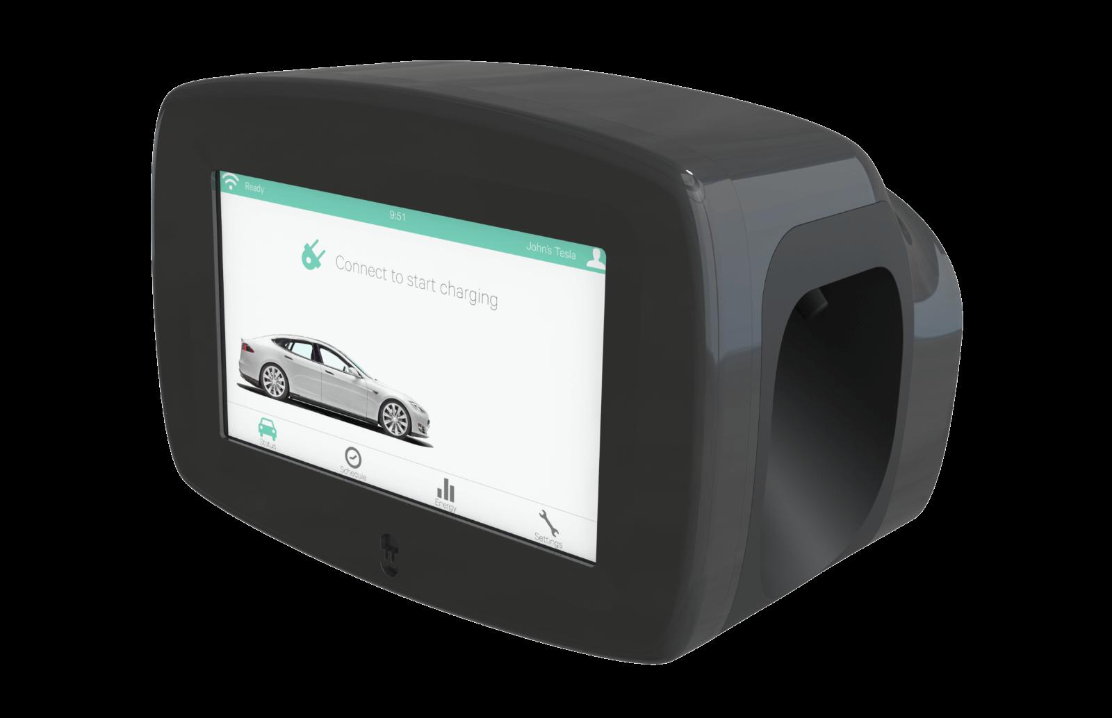wallbox commander typ2 22kw 32a 5m kabel elektroauto. Black Bedroom Furniture Sets. Home Design Ideas