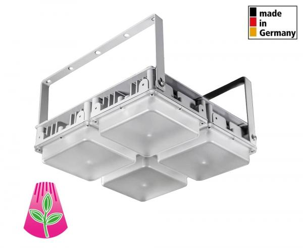 Bioledex GoLeaf Q4 LED Pflanzenlampe 220W - Vegetatives Wachstum - Vollspektrum Grow Pflanzenleuchte