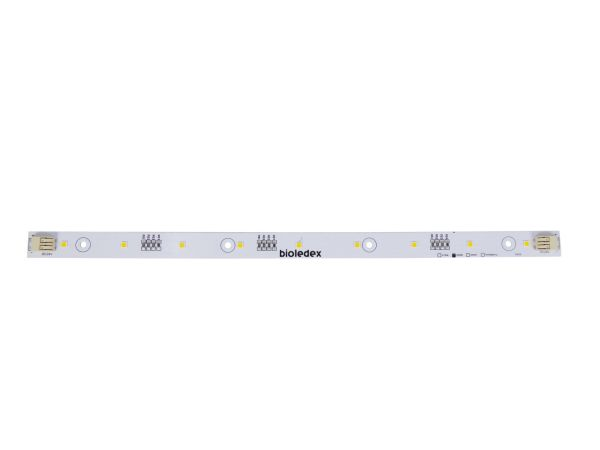 Bioledex LED Modul 300x15mm 24VDC 9W 1020Lm 3000K Warmweiss