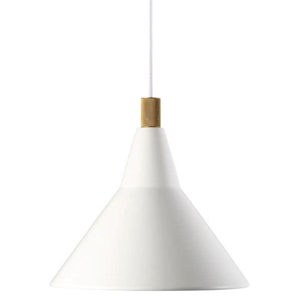 Nordlux Design for the People BRASSY Pendelleuchte Weiss E27