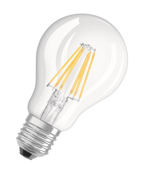 Osram E27 LED Birne Retrofit Filament 7W 806Lm dimmbar warmweiss