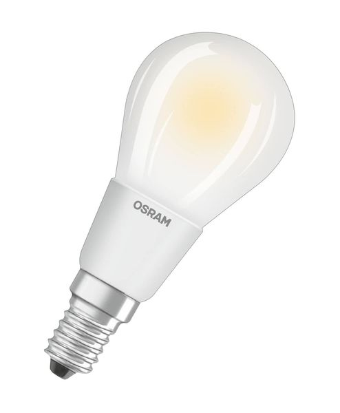 OSRAM SUPERSTAR E14 P LED Lampe 6W dimmbar 806Lm 4000K warmweiss wie 60W