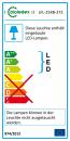 Bioledex GoLeaf LED Pflanzenleuchte 25W - Rot-blaue Grow Pflanzenbeleuchtung