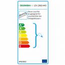 Bioledex DOLTA-EVG Feuchtraumleuchte 2-fach für 18W Leuchtstoffröhre