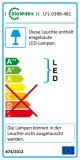 Bioledex GoLeaf LED Klemmleuchte 2W für Pflanzenbeleuchtung