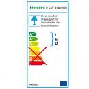 Bioledex DOLTA 2-fach Feuchtraumleuchte für 120cm LED Röhren