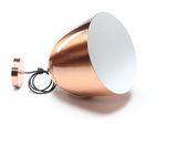 Deko-Light Pendelleuchte Bell, E27, max. 40W, Metall, kupferfarben 342052