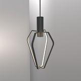 Nordlux 83213003 Spider LED Design-Pendelleuchte 6W Metall Schwarz