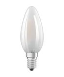 OSRAM STAR E14 B LED Kerze 1,4W 136Lm 2700K warmweiss wie 13W