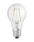 OSRAM SUPERSTAR E27 A Filament LED Lampe 3,3W dimmbar 250Lm 2700K warmweiss wie 25W