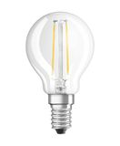 OSRAM SUPERSTAR E14 P Filament LED Lampe 3,3W dimmbar 250Lm 2700K warmweiss wie 25W
