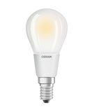 OSRAM STAR E14 P LED Lampe 6W 806Lm 2700K warmweiss wie 60W