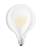 OSRAM SUPERSTAR E27 GLOBE95 LED Globe 8,5W dimmbar 1055Lm 2700K warmweiss wie 75W