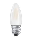 OSRAM STAR E27 B LED Kerze 4W 470Lm 2700K warmweiss wie 40W