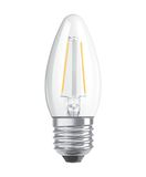 OSRAM STAR E27 B Filament LED Kerze 4W 470Lm 2700K warmweiss wie 40W