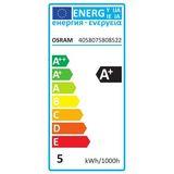 OSRAM GLOWdim E27 A Filament LED Lampe 4,5W dimmbar 470Lm 2700K steuerbares warmweiss wie 40W
