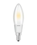 OSRAM SUPERSTAR E14 B LED Kerze 6W dimmbar 806Lm 2700K warmweiss wie 60W